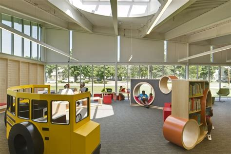 Whitehall Library / Jonathan Barnes Architecture And