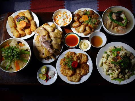 cuisine viet tet food p1 vietnamtravel