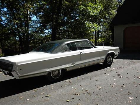 1968 Chrysler New Yorker For Sale by Purchase Used 1968 Chrysler New Yorker 2 Door 440 Tnt In