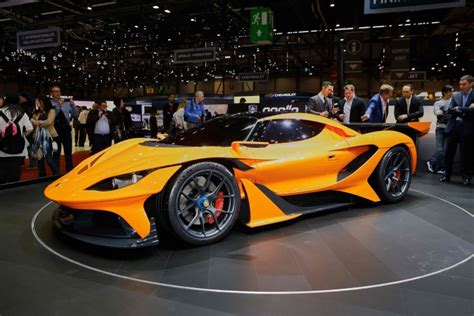 The 35 Most Expensive Cars In The World
