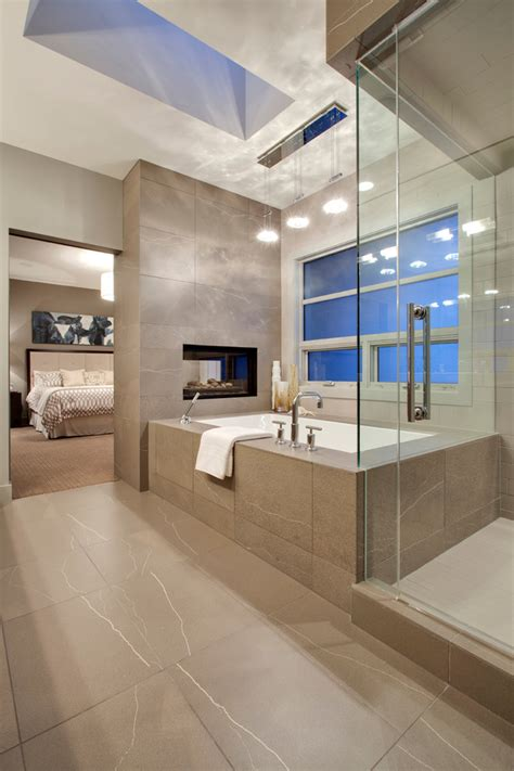 inspired    contemporary bathrooms