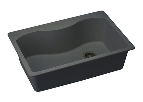 elkay undermount egranite sinks elkay harmony e granite sink elgs3322r