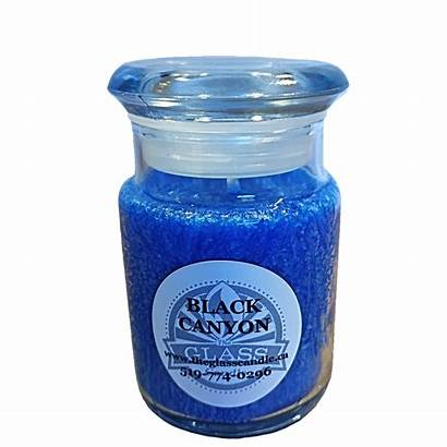 Jar Candles Unscented Scented Candle Glass