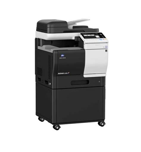 Find everything from driver to manuals of all of our bizhub or accurio products. Konica Minolta bizhub C3851FS | Color Compact MFD - MBS ...