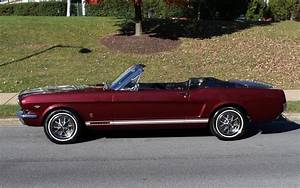 restored 1966 Ford Mustang GT convertible for sale