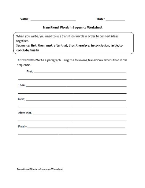 sequencing worksheet 3rd grade worksheets for all