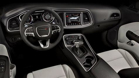 dodge challenger interior feature youtube