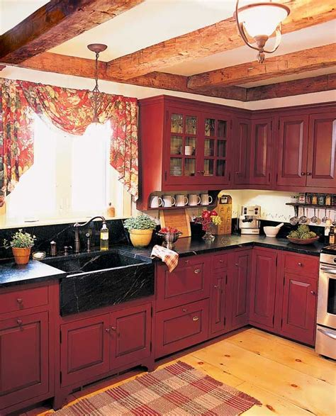 americas country kitchen 49 best kitchen cabinets images on country 1239