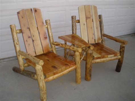 log table and chairs ocassional tables log furniture phoenix az
