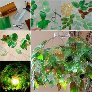 Colorful Lights For Your Room How To Diy Unique Chandelier From Plastic Bottles