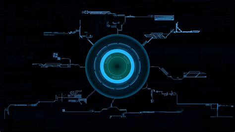 Rainmeter Animated Wallpaper - jarvis wallpapers free wallpapers background images