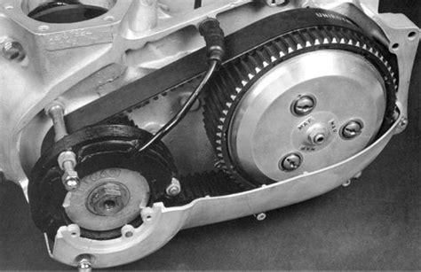 M.a.p. Triumph Belt Drive Conversion Kit