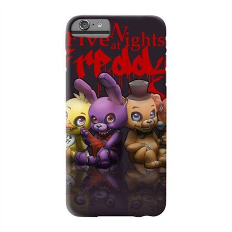 Brand New Fnaf Five Nights At Freddy's Cute Phone Case