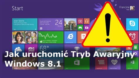 jak uruchomić tryb awaryjny w systemie windows 8 i 8 1 videotesty pl