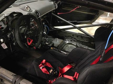 porsche race car interior 2009 porsche cayman s pdk race car pca gtb1 itc p1