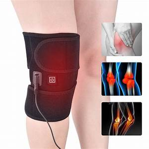 Arthritis Knee Support Brace Infrared Heating Treatment For Relieve Knee Joint Pain Knee
