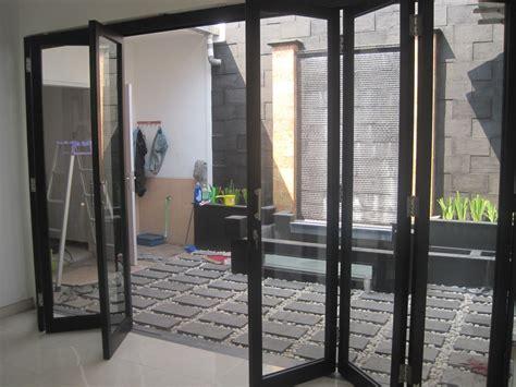 Jual Pintu Dan Kusen Aluminium, Pintu Geser Sliding