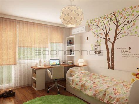 Kinderzimmer Einrichtungsideen by Acherno Modernes Wohnung Design In Frischen Farben