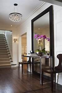 Grand Miroir Mural : quel miroir d 39 entr e choisir pour son int rieur jolies id es en photos ~ Preciouscoupons.com Idées de Décoration