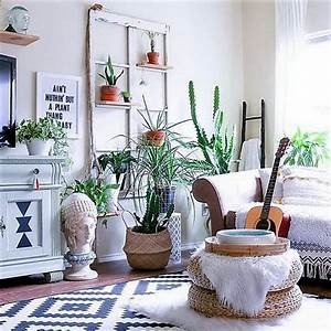 60, Enthralling, Bohemian, Style, Home, Decor, Ideas