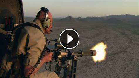 The World's Fastest Firing Gun