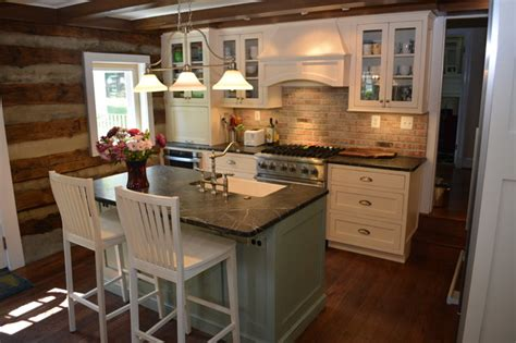 quaker boys school farmhouse kitchen remodel farmhouse