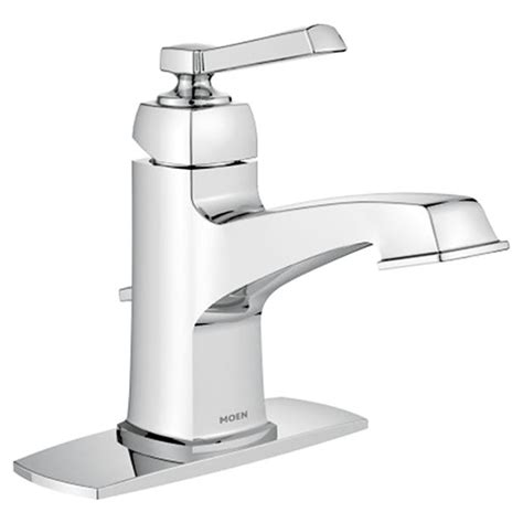 bathroom faucet quot boardwalk quot chrome rona