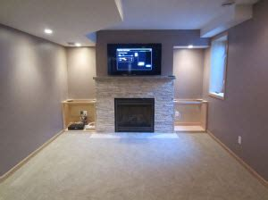 tv above fireplace where to put components mounting tv above fireplace tv installers minneapolis mn