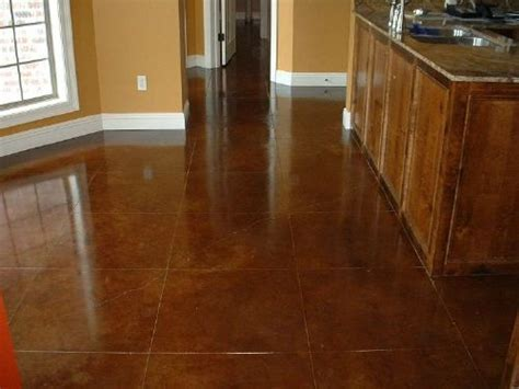 76 best images about Acid stained concrete floor on