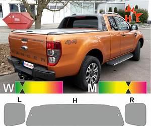 Ford Ranger Extrakabine : passgenaue t nungsfolie f r den ford ranger extrakabine ab ~ Jslefanu.com Haus und Dekorationen