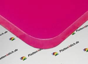 Acrylglas Nach Maß : acrylglas rosa perspex 4415 kunststoffplatten nach ihrem ma ~ Frokenaadalensverden.com Haus und Dekorationen