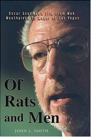 rats  men oscar goodmans life  mob mouthpiece