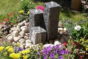 Steinbrunnen Für Den Garten : gartenbrunnen materialien gartenbrunnen ~ Bigdaddyawards.com Haus und Dekorationen