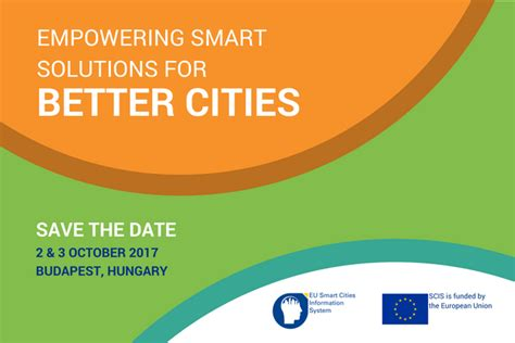 Save The Date For The Scis Conference 'empowering Smart