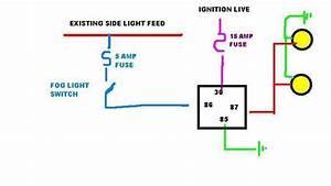 Corsa B Gsi Fog Light Wiring Help