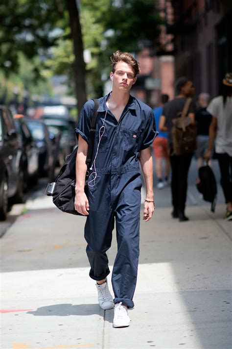 New York Men Fashion Week Street Style Day Photos