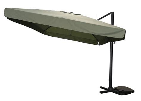 Offerta Ombr Top Gun 3x4m Telo Verde Struttura Nera