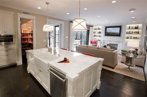 kitchen island with dishwasher kitchen island dishwasher transitional kitchen benjamin white cloud amoroso design