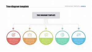 Tree Diagrams Ppt Template For Powerpoint