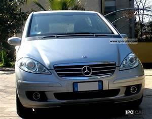 Mercedes Classe A 160 Cdi : 2005 mercedes benz mercedes a 160 cdi avantgarde class 2005 car photo and specs ~ Medecine-chirurgie-esthetiques.com Avis de Voitures