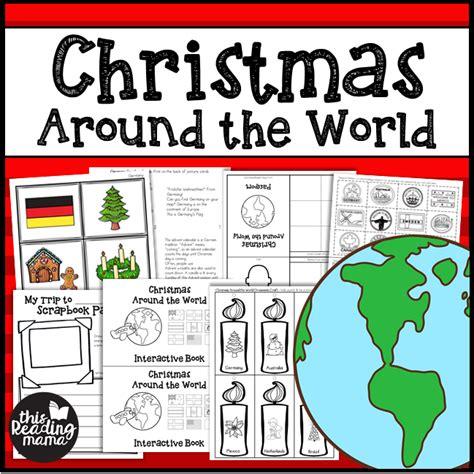 Christmas Around The World Unit Study  This Reading Mama
