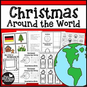 Christmas Around The World : christmas around the world unit study this reading mama ~ Buech-reservation.com Haus und Dekorationen