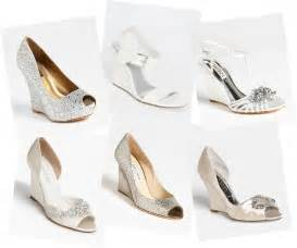 shoes for a wedding glam wedding wedges