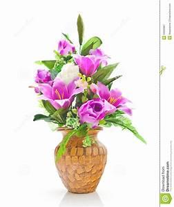 Flower vase stock image. Image of floral, background ...