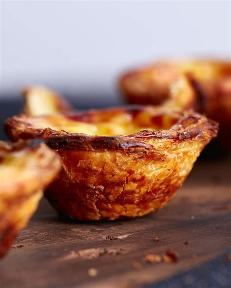 portuguese custard tarts recipe ifoodblogger