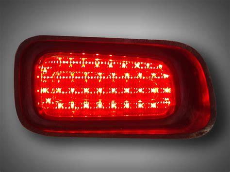 dodge challenger led tail light panels