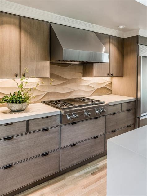 modern backsplashes for kitchens modern kitchen backsplash ideas for cooking with style