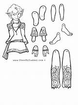 Coloring Pages Puppet Fnaf Paper Puppets Fairy Crafts Dolls Cut Puck Master Adult Outs Pheemcfaddell Printable Sheets Fairies Popular Azcoloring sketch template