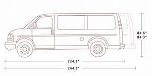 2017 Savana Cargo Van