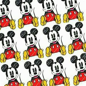 hipster, mickey mouse, screen, wallpaper - image #2732984 ...